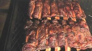 BBQ Recipes - Grilled Pork Ribs