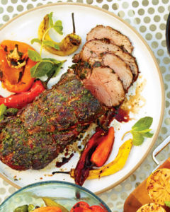 BBQ Recipes - Grilled Beef Tenderloin
