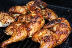 BBQ Recipes - Grilled Chicken